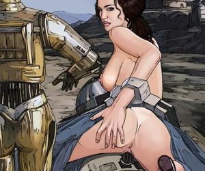 Sinful Comics - STAR WARS