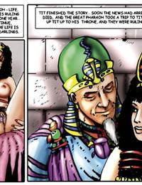 Harem Of Pharaoh - part 3