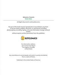 Bot- Green Glow Issue 2