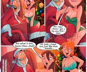Tufos- Familia Sacana 28- Sexy Sacana Christmas