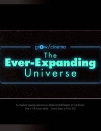 Bustartist- grOw Cinema 12- The Ever Expanding Universe