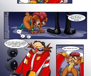 Sonic The Hedgehog- Broken Princess