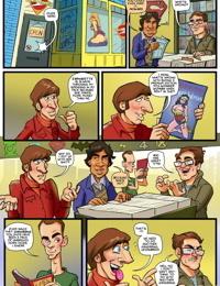 Dirtycomics- Moose – The Big Gang Bang Theory 2