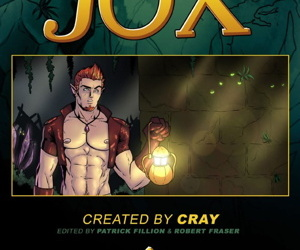 Tom Cray- JOX – Treasure Hunter #1
