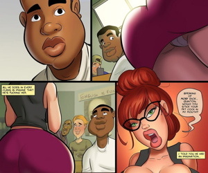 Dirtycomics- Moose – Hot For Ms.Cross