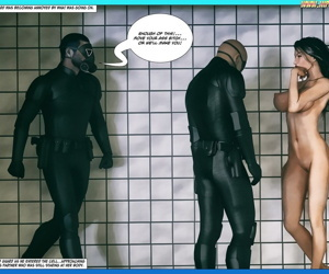 Hipcomix- Scorpion Woman- Slaves of the Black Syrian 43