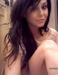 Sizzling hot collection of a big-tittied emo chicks selfpics - part 4578
