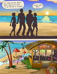Amanda - Beach Adventure