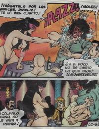Luchas Calientes 06 - part 4