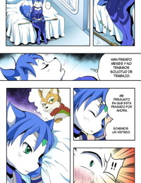 Krystal and Fox