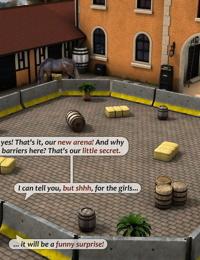 Farm Girls Competition 2 - part 3