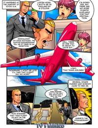 My Sweet Stewardess