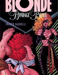 The Blonde - Bondage Palace 2