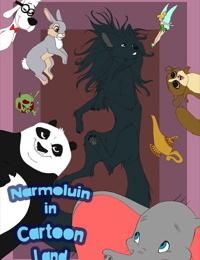 Narmoluin in Cartoonland