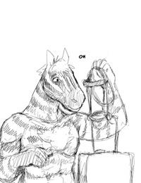 Zebra Dad & Boss Lamb: New Things