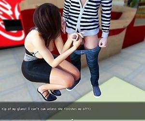 Milfs Villa - SalesWoman - Episode 1 - 3D Artist - part 2
