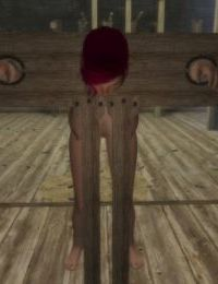 Skyrim bondage furniture collection