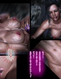 Beastslayer Bikini NINJA - Nightmare in the Abandoned Castle - part 3