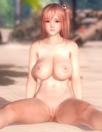 Erotic DOA - Dead or Alive 5 Last Round HDM Nude Mod - part 13