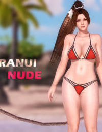 Erotic DOA - Dead or Alive 5 Last Round HDM Nude Mod - part 10