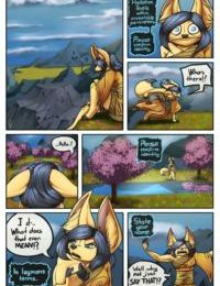 A Tale Of Tails 4 - Matters Of The Mind - part 3