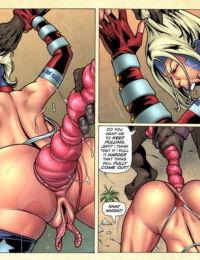 Sharon McCain Adventures: Wonder Weasel Begins..? - part 4