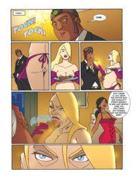 Black Empire - Volume #1- Chapter 2 - New Atlanta