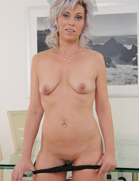39 yr old kathy white from allover30 railing on dildo - part 1219