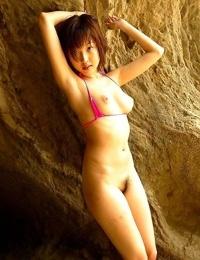 Japanese cutie keiko akino posing naked shows beaver - part 2240