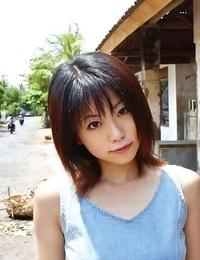 Pretty asian saki ninomiya showing her S/M beaver - part 2136