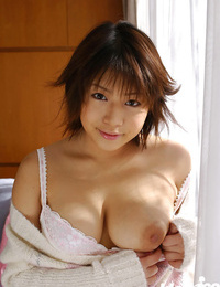 Japanese honey with big knockers - part 3423