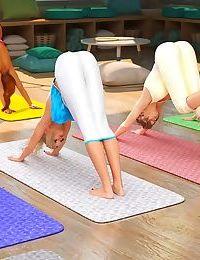 Futanarica- Yoga Class- Mental Expansion