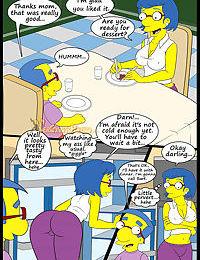 Los Simpsons 6- Old Habit – Croc
