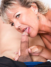 Constance, 52, fucks a 23-year-old - part 394