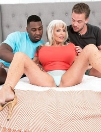 Hot older lady sally dangelo smallish ebony and white man at the sa - part Legal