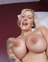 horny german housewife getting highly horny - part 393