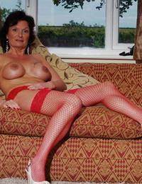 Wild mature slut toying with herself - part 2634
