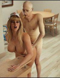 Blackadder- The Retirement Home - part 4